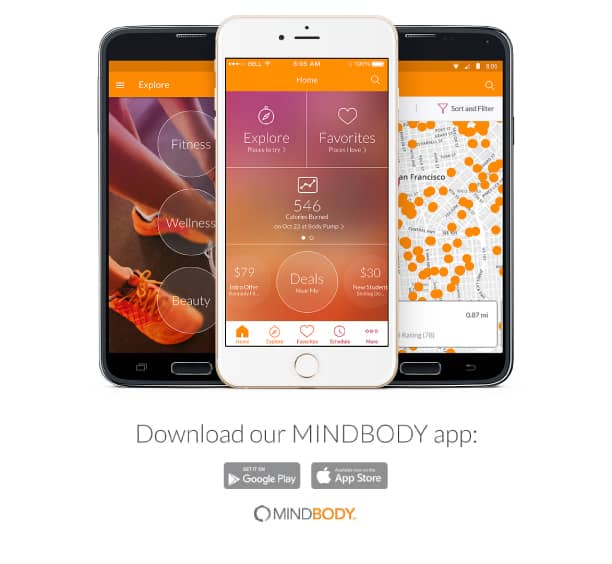 Mindbody-download